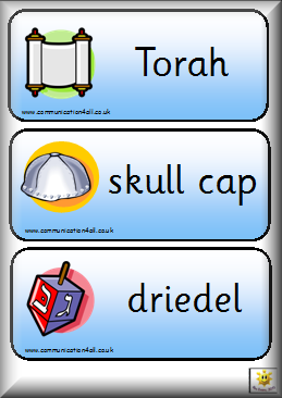 Judaism word mat click the links below the image to download