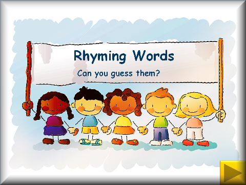 Worksheets Rhyming Words Reception Class literacy interesting vocabulary wheels click the links below image to download