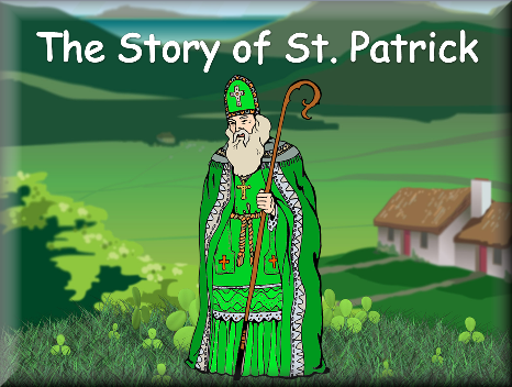 stpatrick, Powerpoint templates