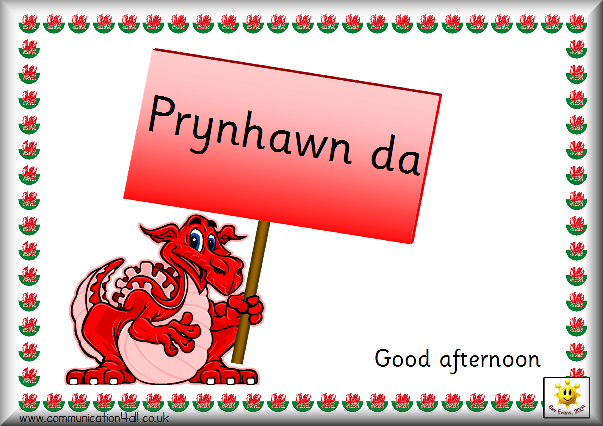 cool welsh phrases