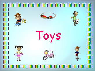 PowerPoint presentations - All about Toys and Moving Toys: Click on ...